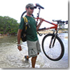 Biking on Vieques
