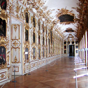 Ahnengalerie (Ancestor's Gallery) at the Residenz, Munich