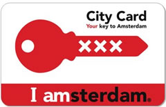 The I Amsterdam City Card museums and transport pass