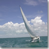 Sailing the Florida Keys
