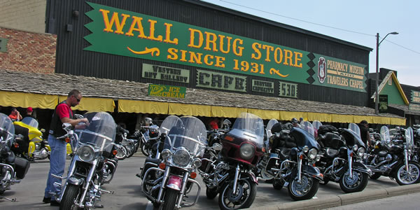 Wall Drug, South Dakota