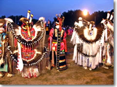 The 2006 Oglala Pow Wow on South Dakota's Pine Ridge INdian Reservation