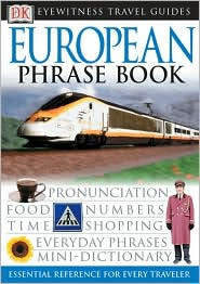 Eyewitness Travel Phrasebook: European Languages