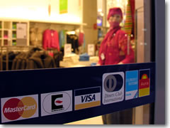 Europe takes plastic—in fact, credit cards are usually the easiest and most-cost effective method of paying for anything while traveling